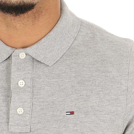 Tommy Hilfiger Jeans - Polo Manches Courtes Original 4266 Gris Chiné