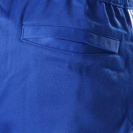 adidas Pantalon Jogging Bandes Beckenbauer CW1271 Bleu Roi