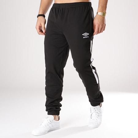 Umbro - Pantalon Jogging Unl Noir Blanc