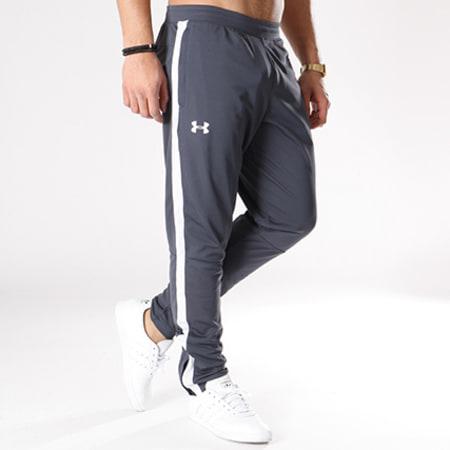 Under Armour Pantalon Jogging Avec Bande 1313201 Gris