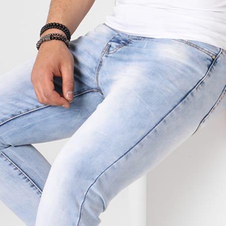 LBO - Jean Skinny 72175-1 Denim Bleu Wash