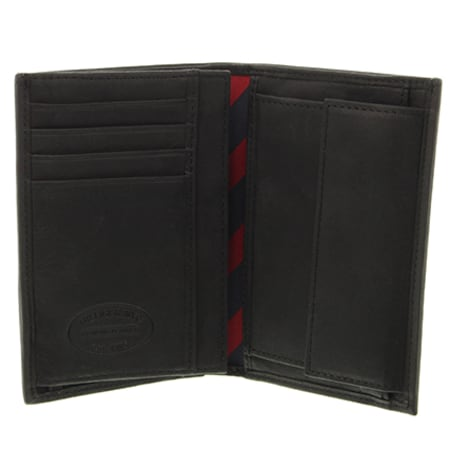 Tommy Hilfiger Jeans - Portefeuille Johnson 0664 Noir