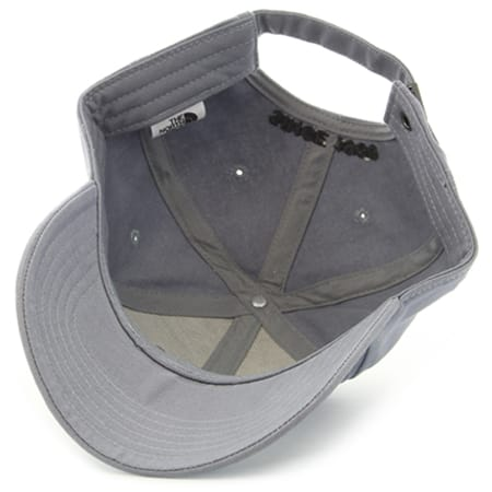 The North Face - Casquette 66 Classic Gris