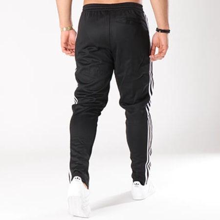 adidas - Pantalon Jogging Bandes Brodées Beckenbauer CW1269 Noir Blanc