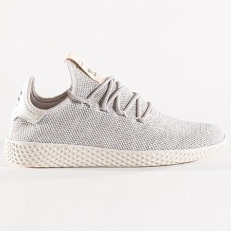 AC8698 Adidas Pharrell Williams Tennis Hu Chaussures GrisBlanche