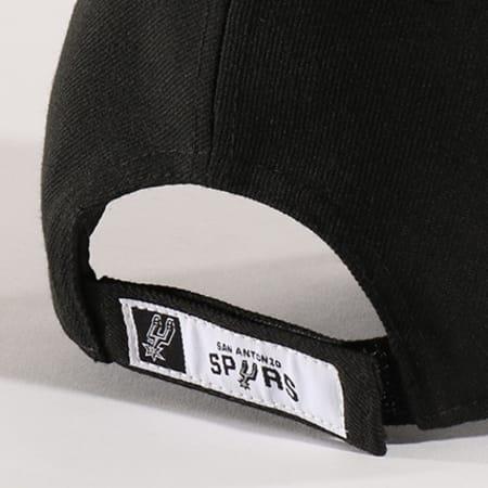 New Era - Casquette The League NBA San Antonio Spurs Noir