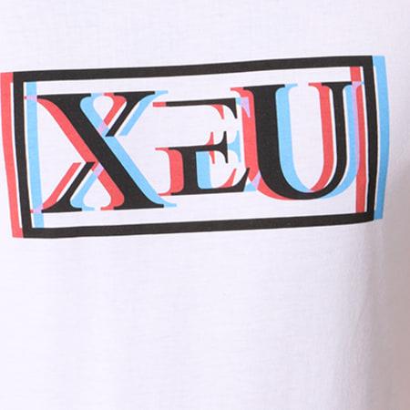 Vald - Tee Shirt Xeu Blanc