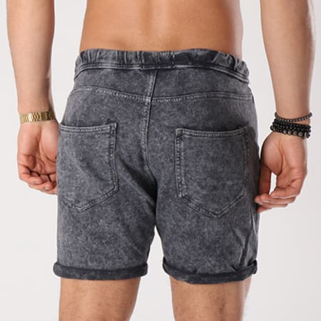 American People - Short Jogging Belissimo Gris Anthracite