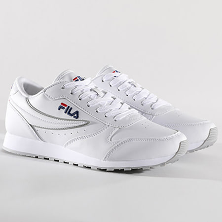 Fila - Baskets Orbit Low 1010263 1FG White