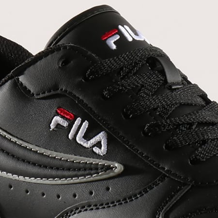 Fila - Baskets Femme Orbit Low 1010308 25Y Black
