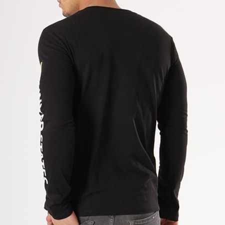 NASA - Tee Shirt Manches Longues Admin Noir
