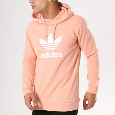 sweat rose homme adidas