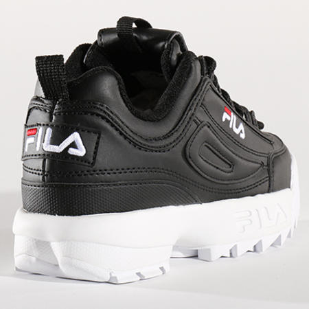 Fila Baskets Femme Disruptor Low 1010302 25Y Black