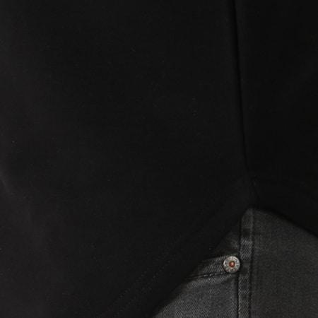 LBO - Sweat Capuche Oversize 408 Noir