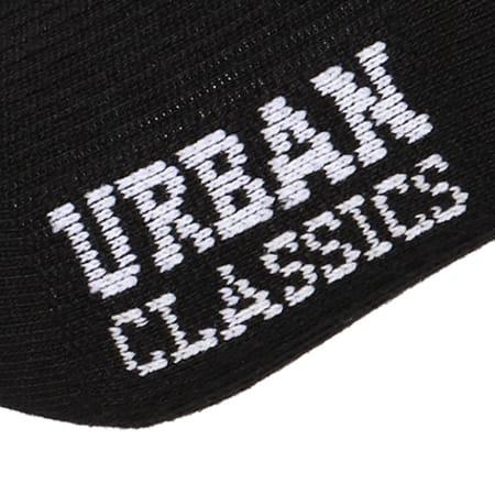 Urban Classics - Lot De 5 Paires De Chaussettes TB2157 Noir