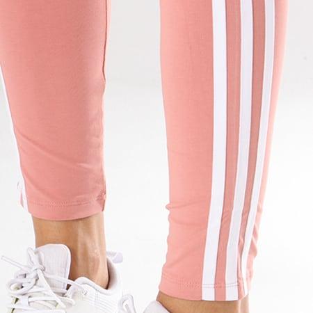 adidas - Legging Femme 3 Stripes CE2444 Rose Pale ...