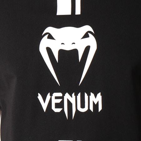 Venum - Tee Shirt Logos Noir Blanc