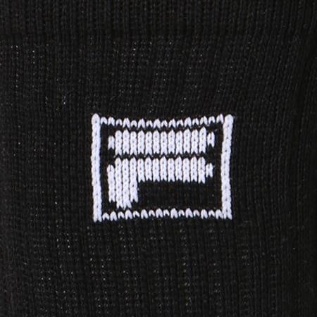 Fila - Lot De 3 Paires De Chaussettes Calza F9000 Blanc Noir Gris Chiné