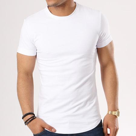Aarhon - Tee Shirt Oversize 1806 Blanc