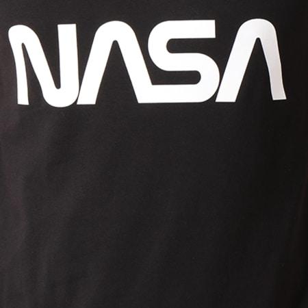 NASA - Débardeur Worm Logo Noir