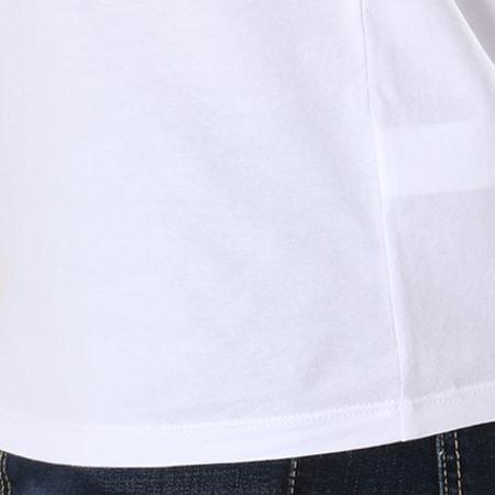 Luxury Lovers - Tee Shirt Net X Blanc