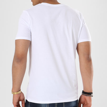 Luxury Lovers - Tee Shirt Rose Blanc