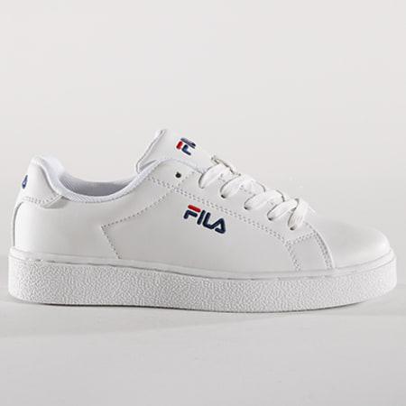 Fila Baskets Femme Upstage Low 1010327 1FG White