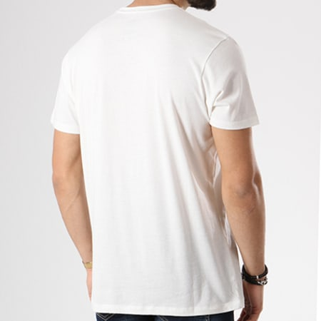 '47 Brand - Tee Shirt MLB Los Angeles Dodgers 350208 Blanc