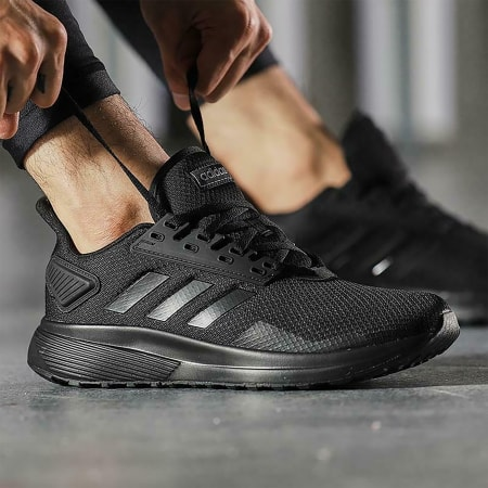adidas Baskets Duramo 9 B96578 Core Black