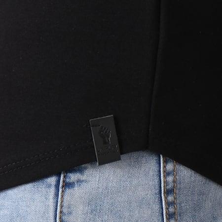 Uniplay - Tee Shirt Oversize UP-T311 Noir