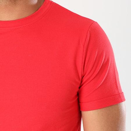 Uniplay - Tee Shirt Oversize UP-T311 Rouge