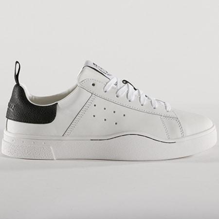 Diesel - Baskets S-Clever Low Y01748-P1729 White black