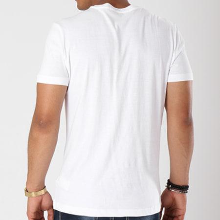 Calvin Klein - Tee Shirt Basic Institutional Logo 7855 Blanc