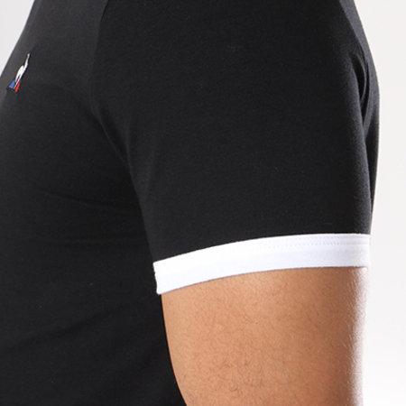 Le Coq Sportif - Tee Shirt Ess N4 1820553 Noir