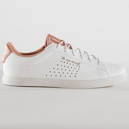 Sneakers LE COQ SPORTIF Agate Sport 1820152 Optical WhiteDusty Coral
