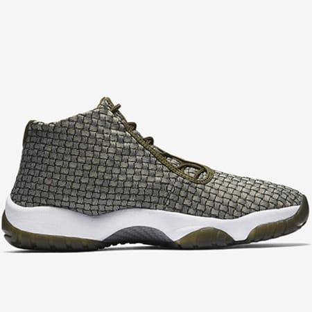 Jordan - Baskets Air Jordan Future 656503 305 Olive Canvas ...