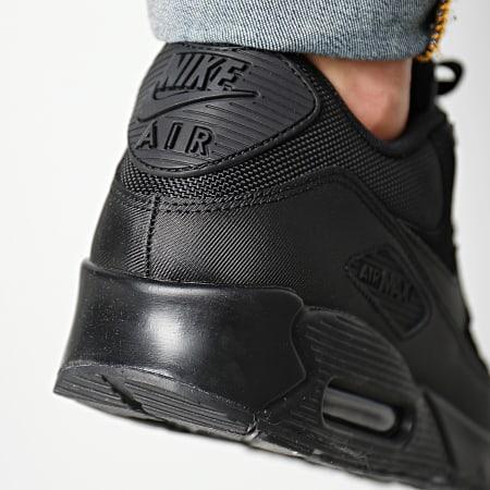 Nike - Baskets Air Max 90 Essential 537384 090 Black