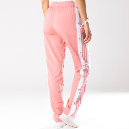 pantalon ADIDAS rose en promo | Jogging adidas Pantalon de