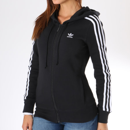 sweat adidas 3 stripes femme
