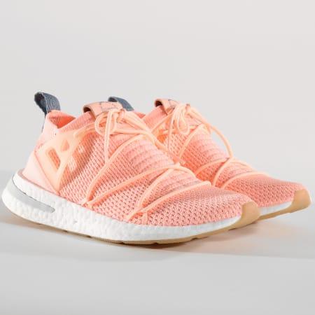 adidas Baskets Femme Arkyn Primeknit B96508 Clear Orange