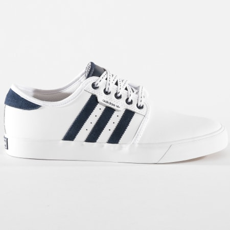 adidas Baskets Seeley B27787 Footwear White Collegiate