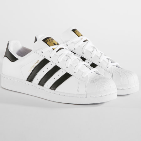 adidas - Baskets Superstar C77124 Footwear White Core Black