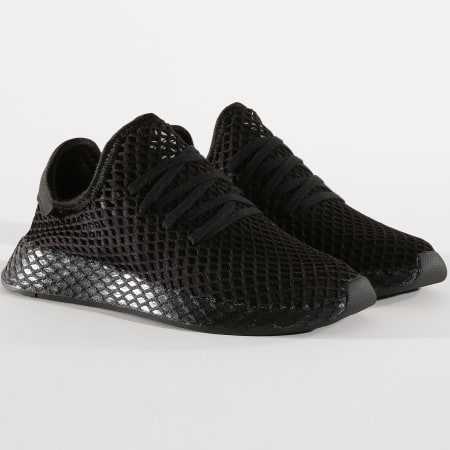 adidas - Baskets Femme Deerupt Runner B41877 Core Black ...