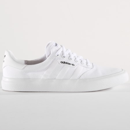 adidas - Baskets 3MC Vulc B22705 Footwear White Gold Metallic
