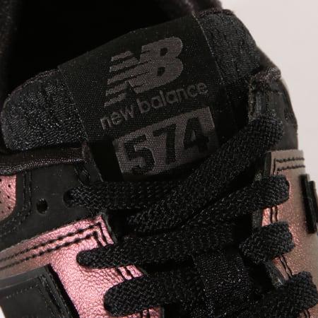 New Balance Baskets Femme 574 Core 658631 50 KSB Black