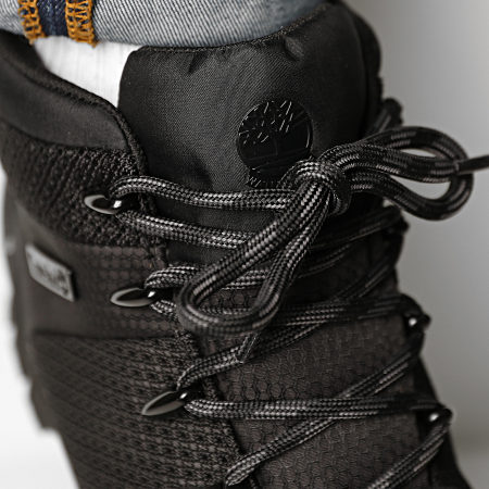 Timberland - Boots Euro Sprint Fabric A1QHR Black