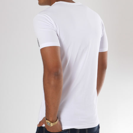 Antony Morato - Tee Shirt MMKS01393 Blanc