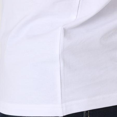 Antony Morato - Polo Manches Courtes MMKS01419 Blanc