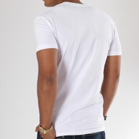 Antony Morato - Tee Shirt MMKS01416 Blanc