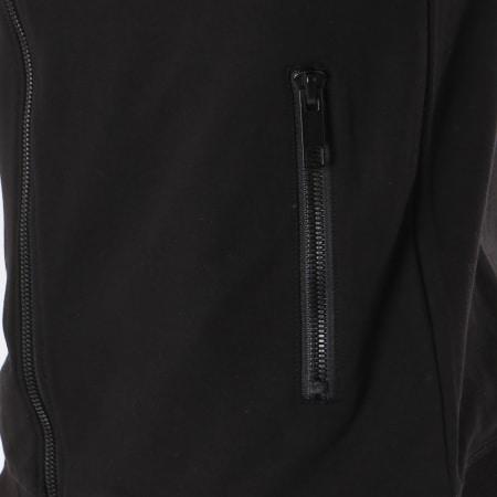Antony Morato - Sweat Zippé Capuche MMFL00412 Noir